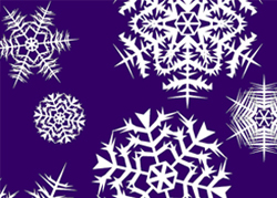 snowflakeIllustrator