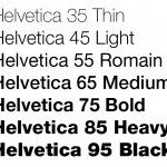 5 Factors To Consider When Choosing Fonts For Your Website