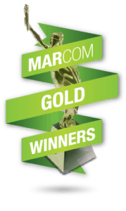 2016 Gold Marcom Award
