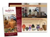 Une Belle Vie - Brochure Design