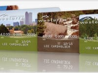 Personal Account VISA Cards