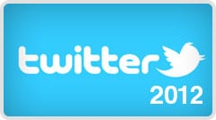 Twitter Profile Template : 2012 update