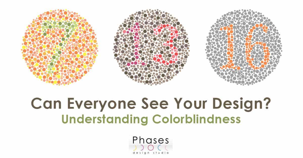 Designing For Color Blind