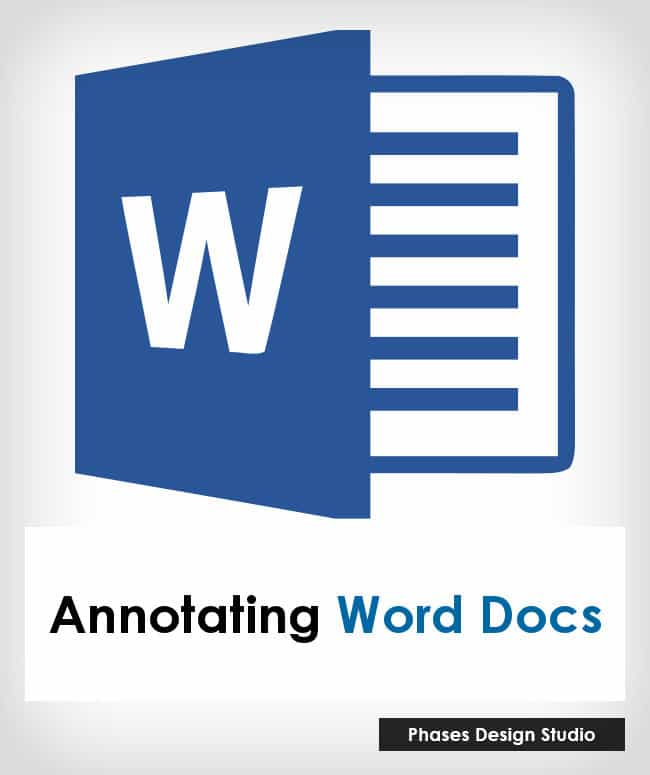annotatingworddocs