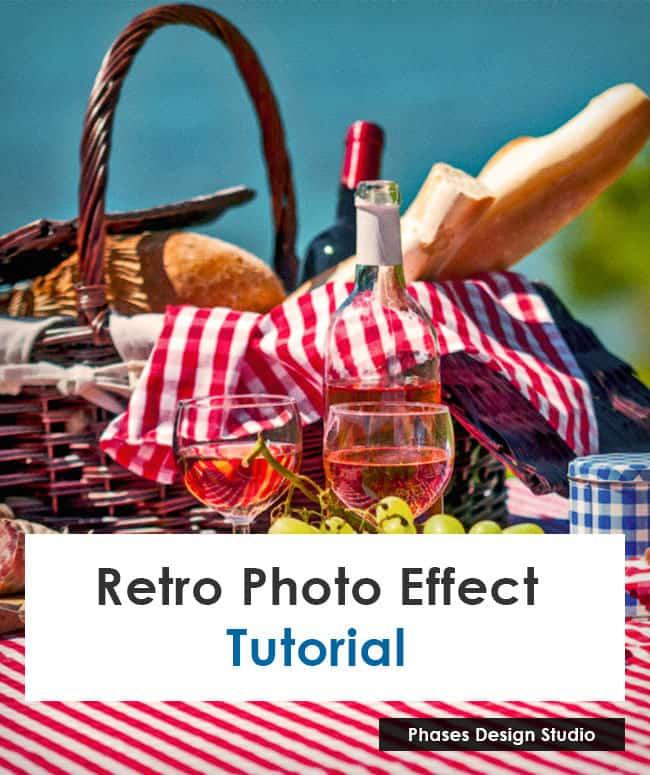 RETRO-PHOTO-TUTORIAL