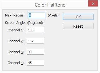 Color Halftone