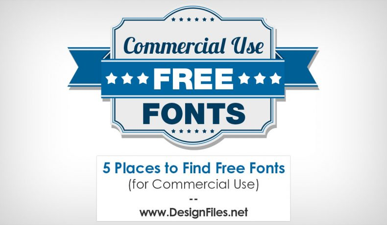Find Free Fonts