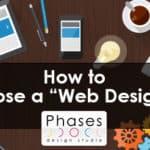 "How to Choose a ""Web Designer"""