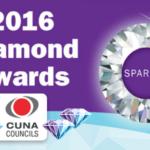 2016 Diamond Award Reciepent