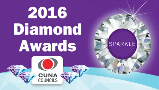 2016 Diamond Award Reciepent