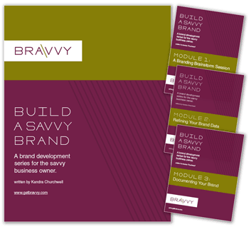 Bravvy Brand Development Process