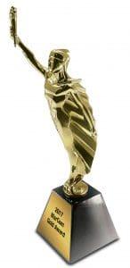 2016 Gold Marcom Award