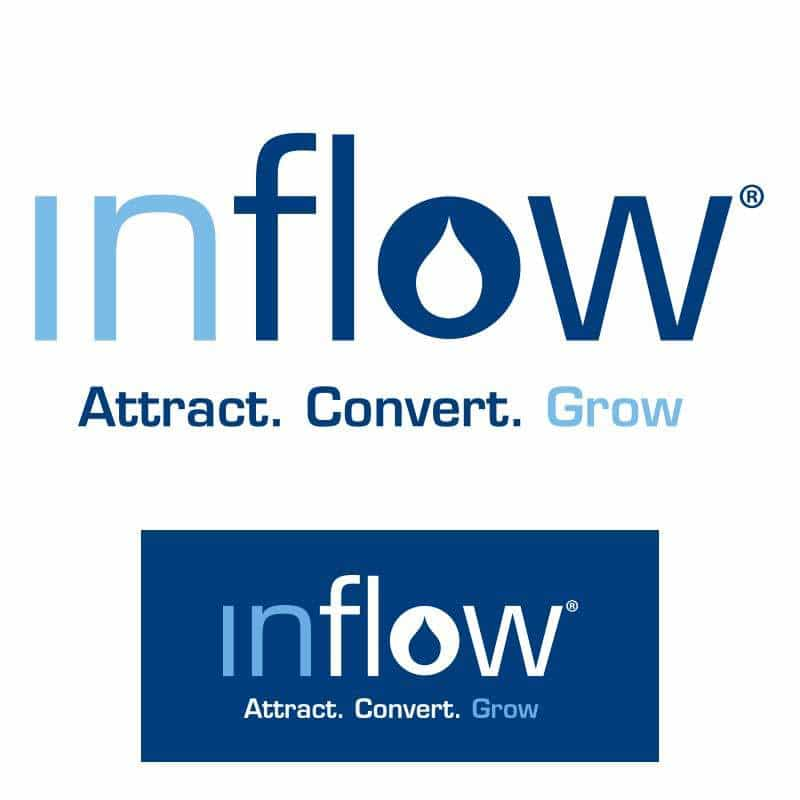Small Business Logo Design - Inflow