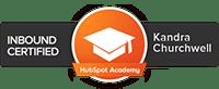 HubSpot Inbound Certified