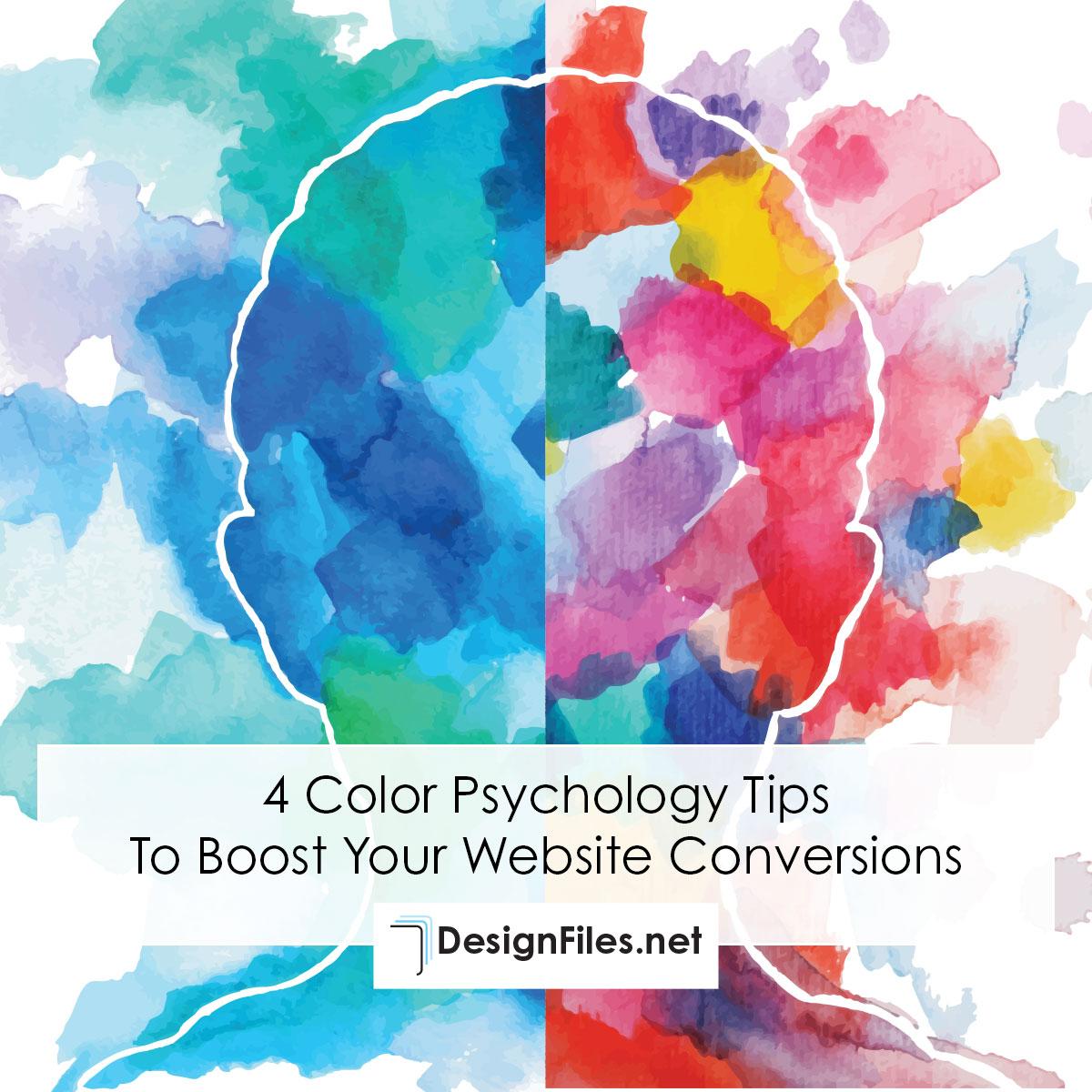 Color Psychology Website Conversions
