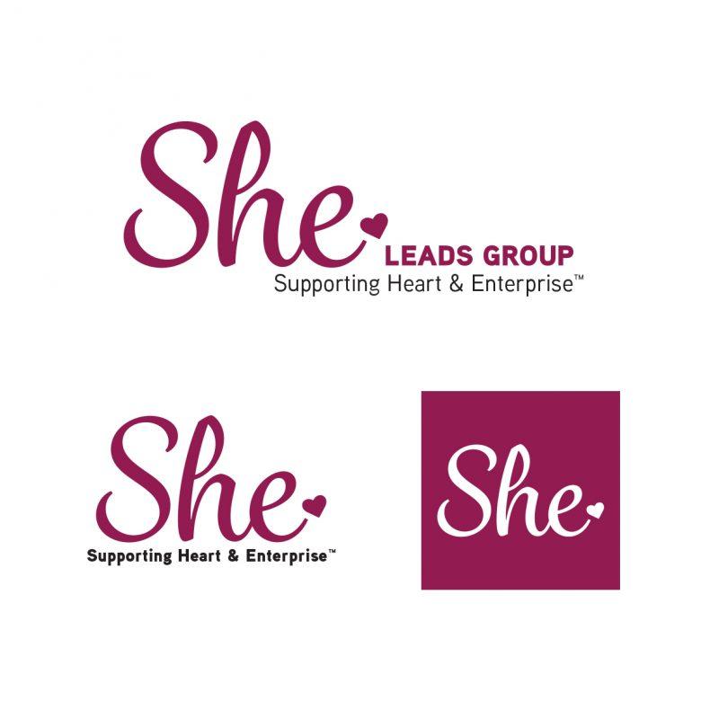 Logo She Leads